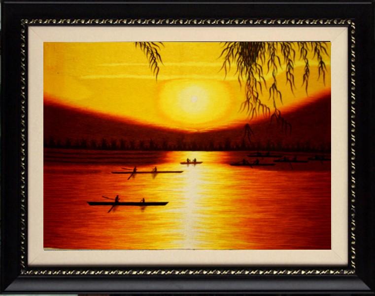 Hồ Tây Hoàng hôn