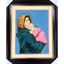 Tranh Đức mẹ bồng con