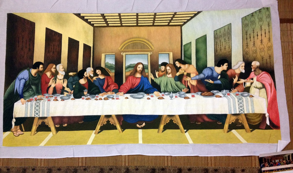 Bữa tối của chúa