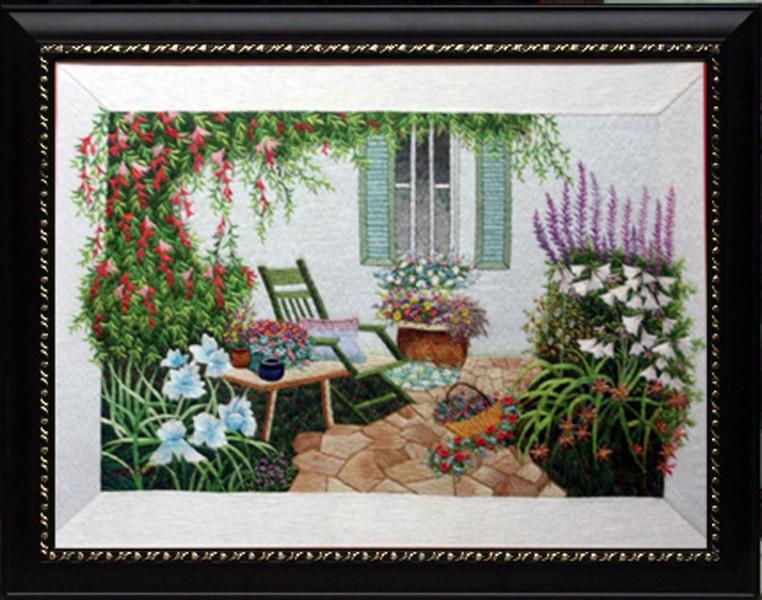 Hoa ghế